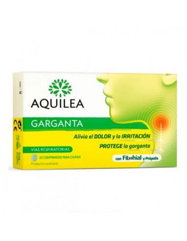 AQUILEA GARGANTA  20 COMPRIMIDOS PARA...
