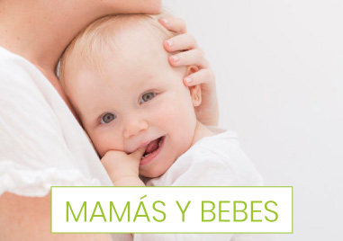 MAMÁS Y BEBES